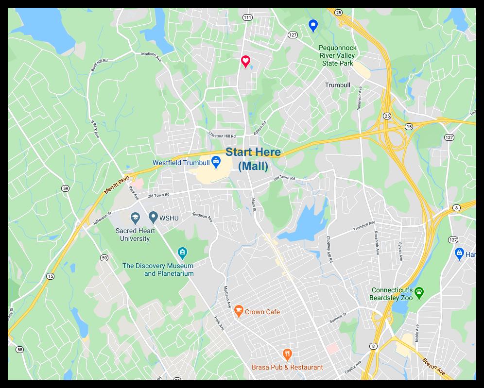 April 4th Foxhunt Map